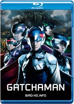 Gatchaman 2013 m720p BluRay x264-BiRD
