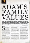 Джейк Эйбл   Семейные ценности Адама