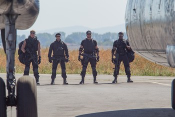 Неудержимые 3 / The Expendables 3 (Сильвестр Сталлоне, Джейсон Стейтем, Дольф Лундгрен, Дольф Лундгрен, Мел Гибсон, Харрисон Форд, Арнольд Шварценеггер, 2014) 9c4ed2338861429