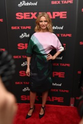 "Cameron Diaz - ""Sex Tape"" Screening in NYC 7/14/14"