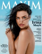 Adriana Lima – Maxim US JulyAugust