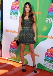 Megan Fox - 2014 Kids Choice Sports Awards in LA 7/17/14