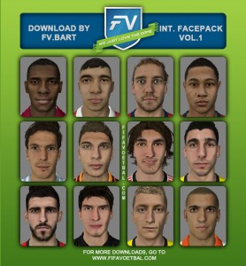a68318339644615 Super International Facepack FIFA14 Vol. 1 7 by Son of God