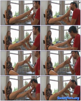 Ellie Laze Feet – Feet Slave