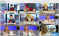KATHIE LEE GIFFORD *bra chat* - today show 10.11.2010