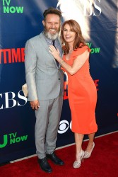 Roma Downey CBS, The CW, Showtime Summer TCA Party 07-17-2014