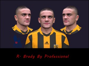 Download Robbie Brady Face by Professional