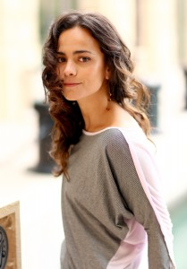 Alice Braga Gareth Cattermole shoot 10