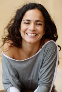 Alice Braga Gareth Cattermole shoot 1