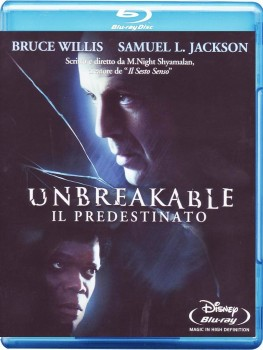 Unbreakable - Il predestinato (2000).Mkv Bluray 1080p X265 HEVC DTS ITA AC3 ENG Subs