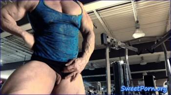 Bodybuilders clit colete