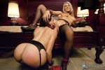 Lovely Slave Twin Set Trained to Please our Guest - Kink/ TheUpperFloor (2014/ SiteRip)