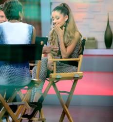 Ariana Grande Good Morning America 07-23-2014 (mixed Q)