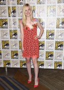 "Elle Fanning - ""The Boxtrolls"" Press Line - Comic-Con International 2014 in San Diego 7/26/14"