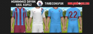 Download Trabzonspor 14-15 Player Kits by Mohammed Dayan