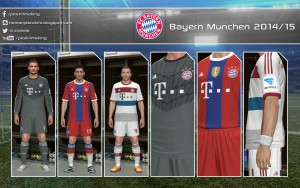 Download Bayern Munchen 2014/15 GDB by Nemanja