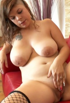 Busty French Girl Kimy Try Anal Cover