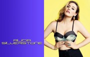 Alicia Silverstone : Sexy Wallpapers x 5