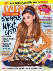 Ariana Grande - Seventeen Magazine August 2014