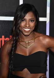 Rutina Wesley Entertainment Weekly's Comic-Con Celebration 07-26-2014