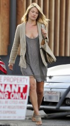 Ali Larter out in Beverly Hills 7/29/14
