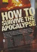 Как выжить в Апокалипсис   Советы Бывалых