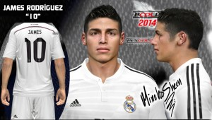 Download James Rodríguez Face by MinchoSheen