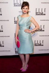 Sophie Ellis Bextor leggy at the 2014 Elle Style Awards 2/18/14