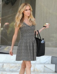 Kristin Cavallari - Shopping in West Hollywood 8/1/14