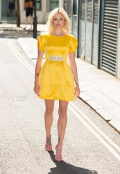 Fearne Cotton At the AW14 Fashion Collection For Very.co.uk, London 07-30-2014
