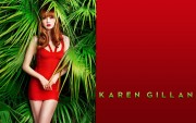 Karen Gillan : Hot Wallpapers x 5