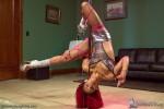 Daisy Ducati's 1st Gangbang! Extreme Fisting, DP, Rough sex, Squirt! - Kink/ HardcoreGangBang (2014/ SiteRip)