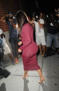 Kim Kardashian Leaves Serafina and arrives at her apartment building in New York August 11-2014 x41