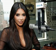 Kim Kardashian At the SiriusXM Studios in NYC August 11-2014 x16