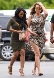 Khloe Kardashian - At Duck Walk Vineyards in Watermill, NY 8/12/14