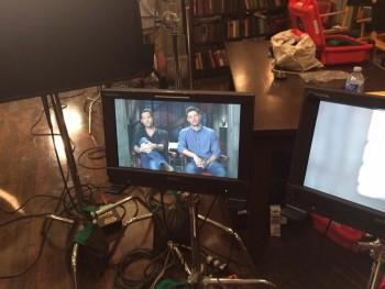 Сверхъестественное   новости сериала, фото и видео