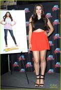 "Kira Kosarin -Promotes ""The Thundermans"" at Planet Hollywood Times Square 8/12/14"