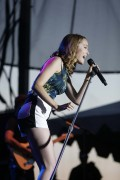 Bridgit Mendler performs at the Erie County Fair in Hamburg, NY 08/09/14