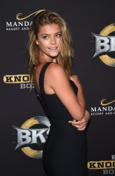 Nina Agdal - Big Knockout Boxing Inaugural Event in Vegas 08/16/14 (adds)