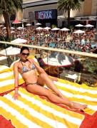 Adrianne Curry Encore Beach Club bikini 22