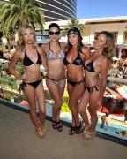 Adrianne Curry Encore Beach Club bikini 23
