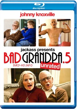 Jackass Presents: Bad Grandpa .5 2014 m720p BluRay x264-BiRD