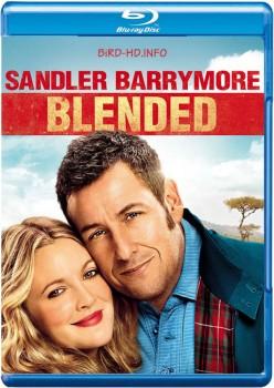 Blended 2014 m720p BluRay x264-BiRD
