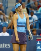 Maria Sharapova @ Western and Southern Open in Cincinnati - August 17-2014 x19
