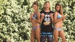 Nina Agdal - Mambo Swimwear - Summer 2014