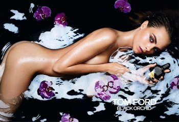 Tom Ford - Black Orchid Ad Campaign