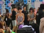 Katy Perry - Bikini press conference at Marina Bay Sands in Singapore 2010, pictures+video