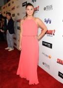 """Tara Reid - """"Sharknado 2: The Second One"""" Premiere in LA 8/21/14"""