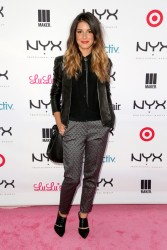 Shenae Grimes NYX FACE Awards 2014 in Los Angeles 08-22-2014 (not HQ)