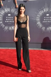 Kendall Jenner - 2014 MTV VMA Awards in LA 8/24/14